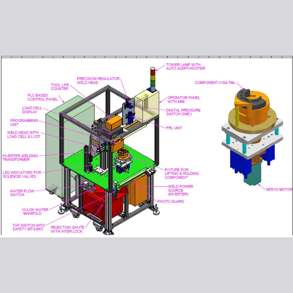Welding Rectifier Diagram Electrical Wiring Diagrams Machine Stator Lead Machines Phase Plate Kirpekar