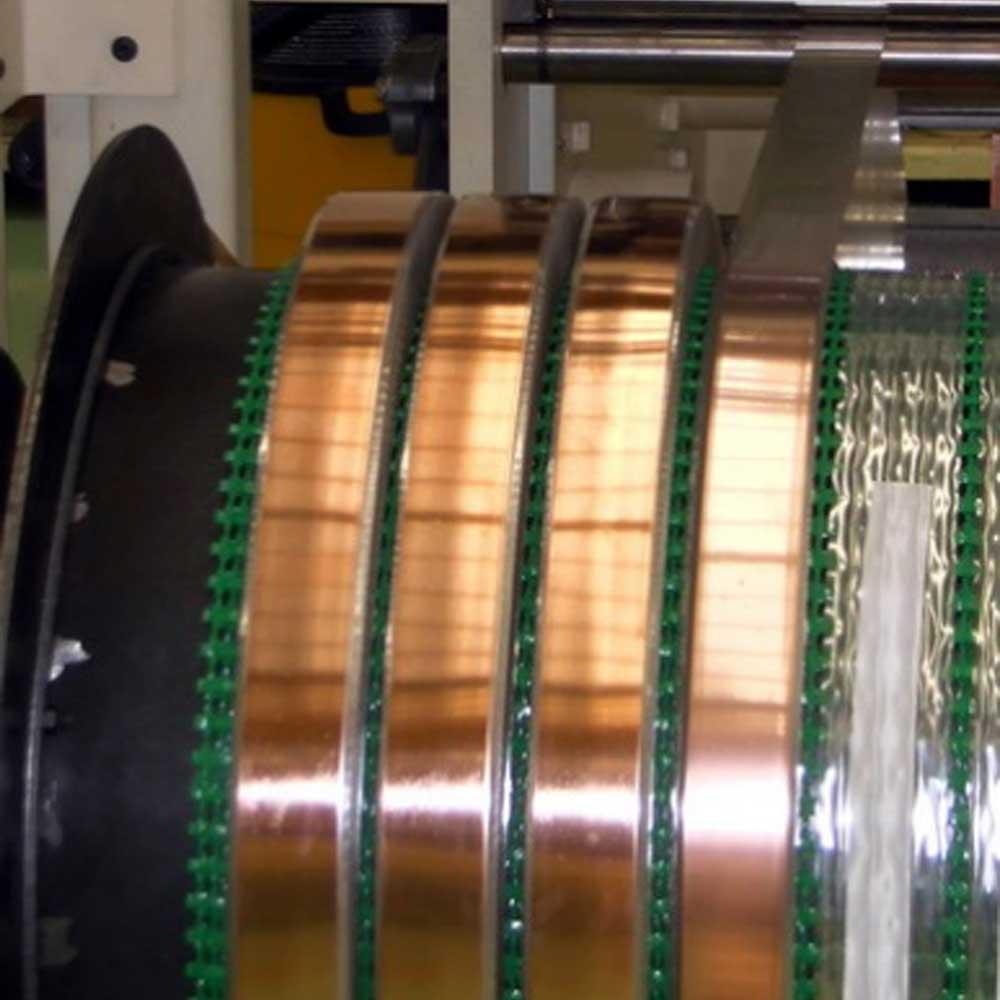 Hv Foil Winding Machine Manufacturers Kirpekar